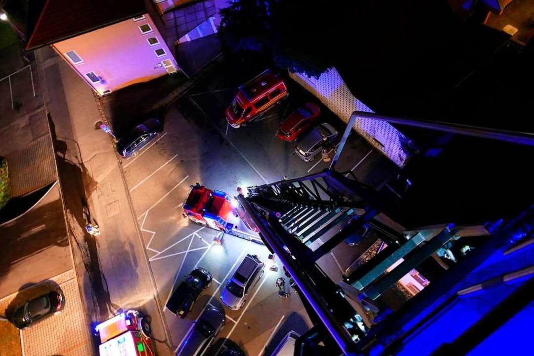Damit die Wehrer Feuerwehr auch in Zuk...en hauptberuflichen Gerätewart geben.   | Foto: Symbolfoto: Felix Held