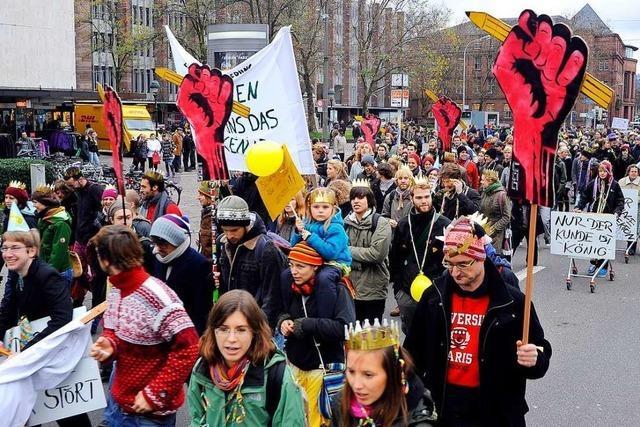 Schülerstreik bringt Lehrer in die Bredouille