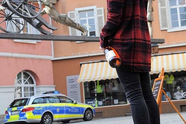 Ernüchterndes Ergebnis bei den Alkohol-Testkäufen in Schopfheim