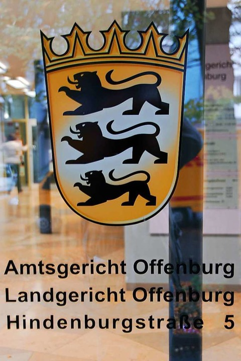 Am Landgericht Offenburg muss sich ein...Fall dabei sogar gefesselt haben soll.    Foto: hrö