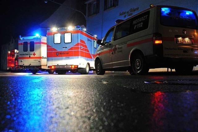 Haben Gaffer wirklich die Tür eines Rettungswagens geöffnet?