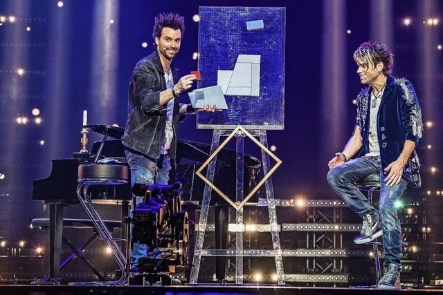 Die Ehrlich Brothers präsentieren in der Baden-Arena ihr Programm Faszination