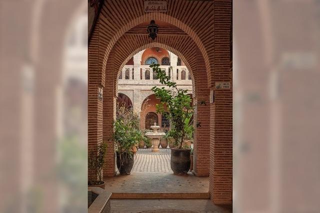 Karl Warkentin präsentiert Fotos, Geschichten und Berber-Whisky aus dem Süden Marokkos