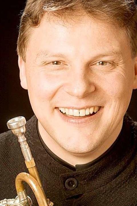 Der bekannte Trompeter  Wolfgang Bauer  | Foto: privat