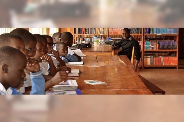 Schüler sammeln 10 000 Euro für Ruanda