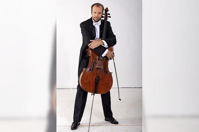 Auftakt mit Cello-Quartett