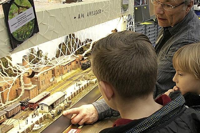 Alte Technik und Modellbau