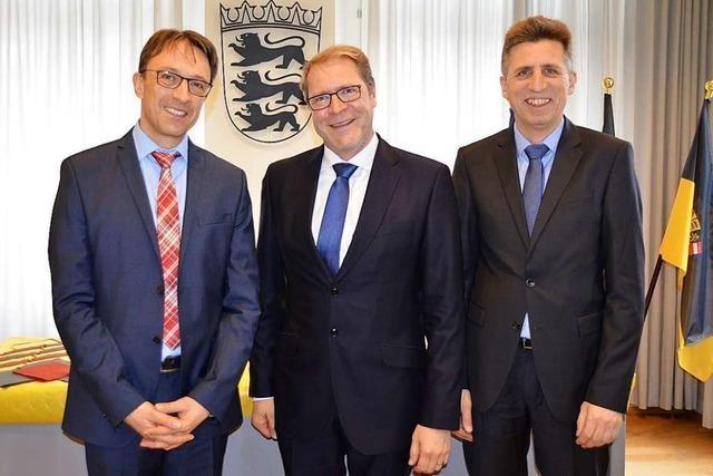 Johannes Huber neuer Direktor des Amtsgerichts Gengenbach