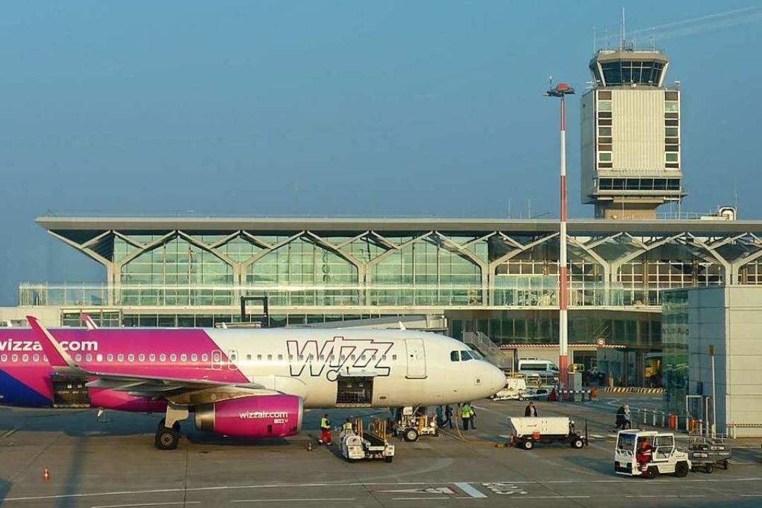 Erstmals knackte der Euroairport die Marke von acht Millionen Passagieren.  | Foto: Daniel Gramespacher