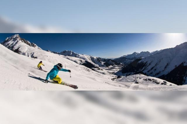 Auf dem Weg zum Luxus-Resort: Skigebiet Andermatt-Sedrun