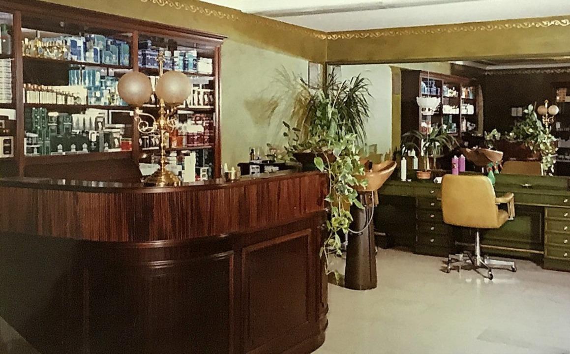 Noch Salon Jung im Jahr 1980    Foto: Decoux-Kone