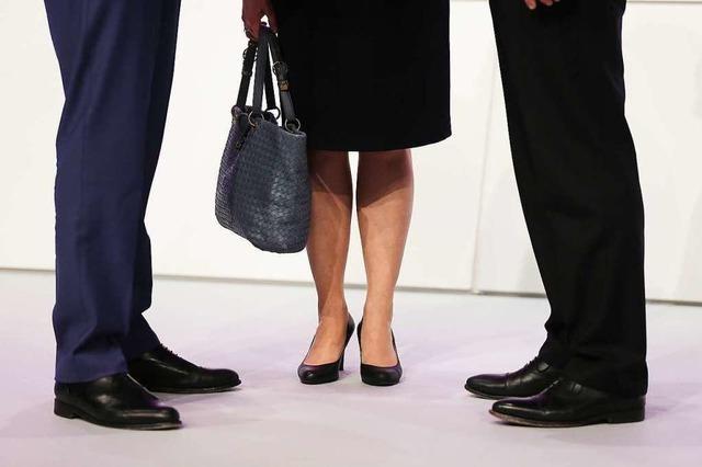 Warum gibt es an der Spitze von Regionalbanken so wenige Frauen?