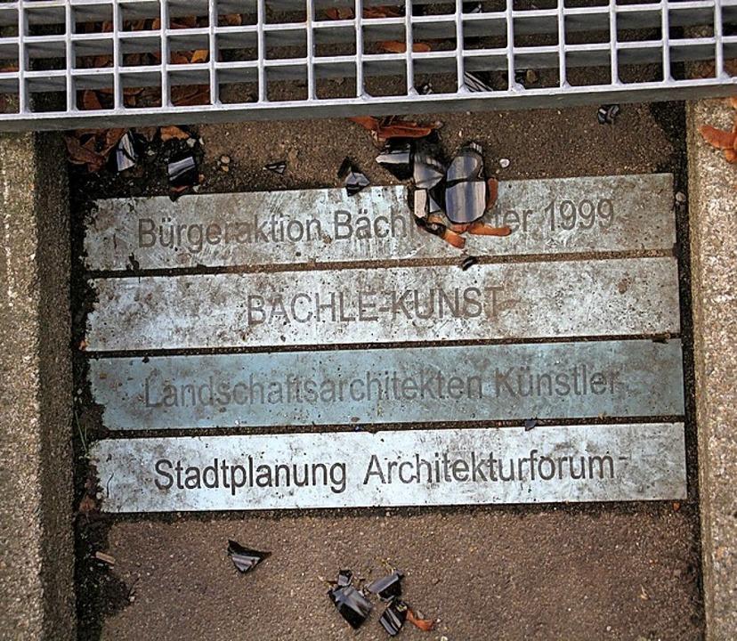 <BZ-FotoAnlauf>Nichts im Bächle:</BZ-FotoAnlauf> Leere auf dem Messegelände  | Foto: Andreas Schwarzkopf