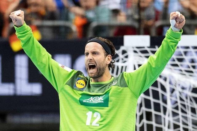 31:23 gegen Serbien – Deutschlands Handballer sind in der Hauptrunde