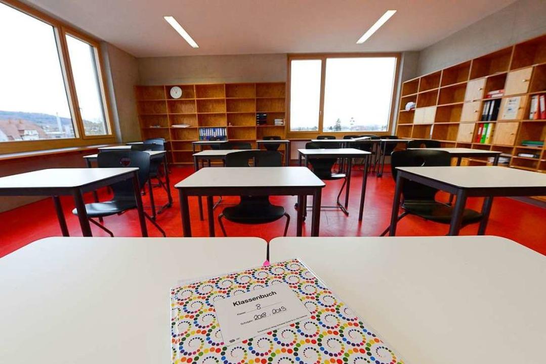 Schüler, die streiken, riskieren einen Klassenbucheintrag.  | Foto: Ingo Schneider