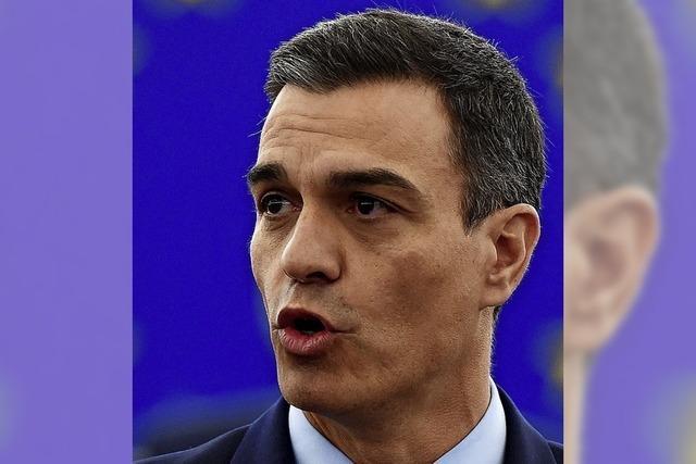 Spanien hält Rettungsschiff fest