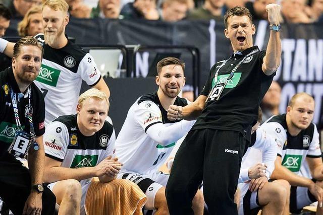 Handball ist typisch deutsch