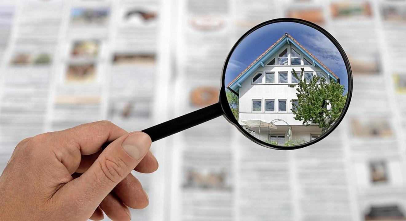 Immobilien werden heute häufig wie mit...r unter Umständen auch das Finanzamt.   | Foto: gradt (stock.adobe.com)