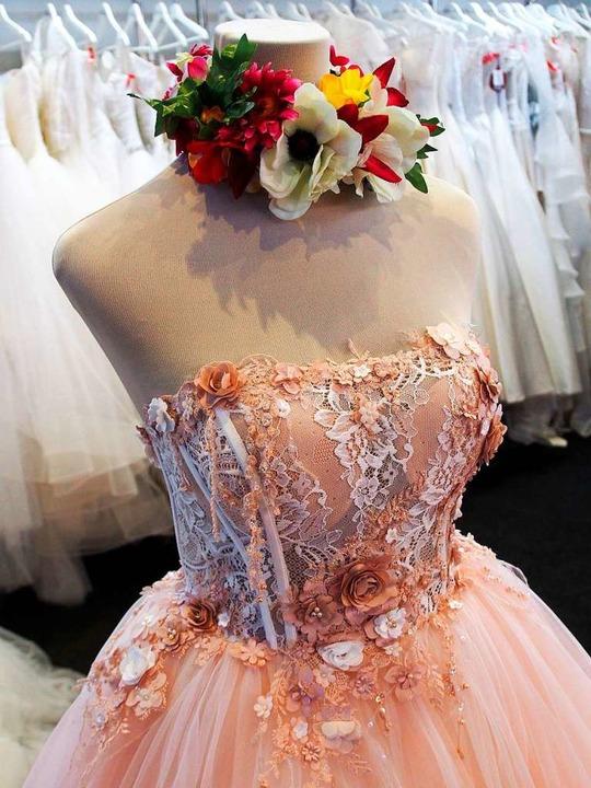 Die besten Tipps: Auf der Hochzeitsmes...sruhe finden sich rund 150 Aussteller.  | Foto: Markus Donner