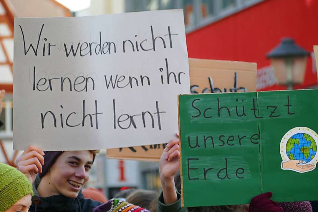 Klare Ansage  | Foto: Ralf Burgmaier