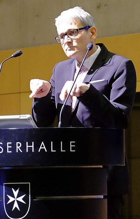 Bürgermeister Martin Löffler  | Foto: Martin Pfefferle