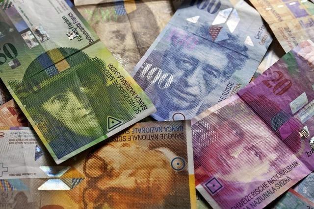 Unternehmer drohen 108 000 Franken Strafe