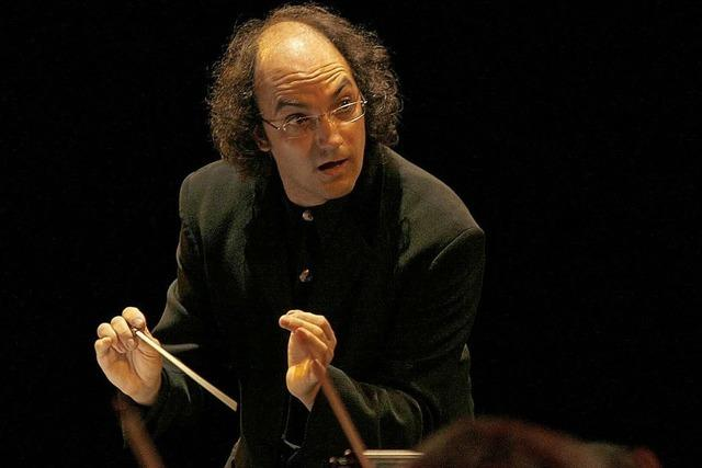 Bernd Ruf präsentiert seine Symphonie française mit der Philharmonie Baden-Baden und Singer-Songwriterin Noga