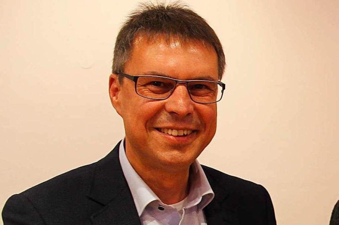 Verzichtet auf eine erneute Kandidatur...stettens Bürgermeister Michael Bruder.  | Foto: Horst David