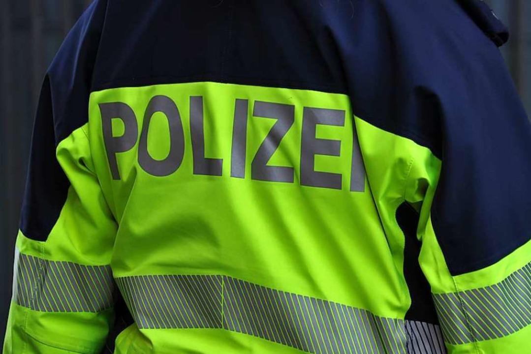 Patrouillen der Kantonspolizei und der Stadtpolizei Aarau rückten sofort aus.    Foto: Daniel Gramespacher