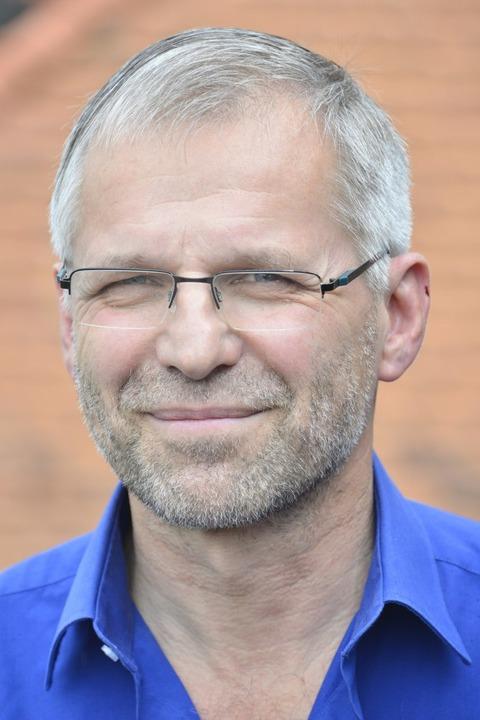 Auf Listenplatz 2: Wolf-Dieter Winkler  | Foto: Michael Bamberger