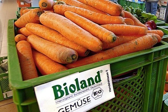 Lidl bietet jetzt Ökoware mit dem Bioland-Siegel an
