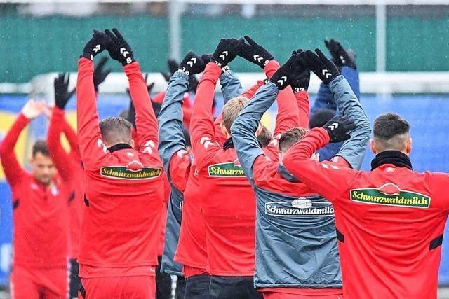 SC-Trainer Streich erwartet, dass in Frankfurt