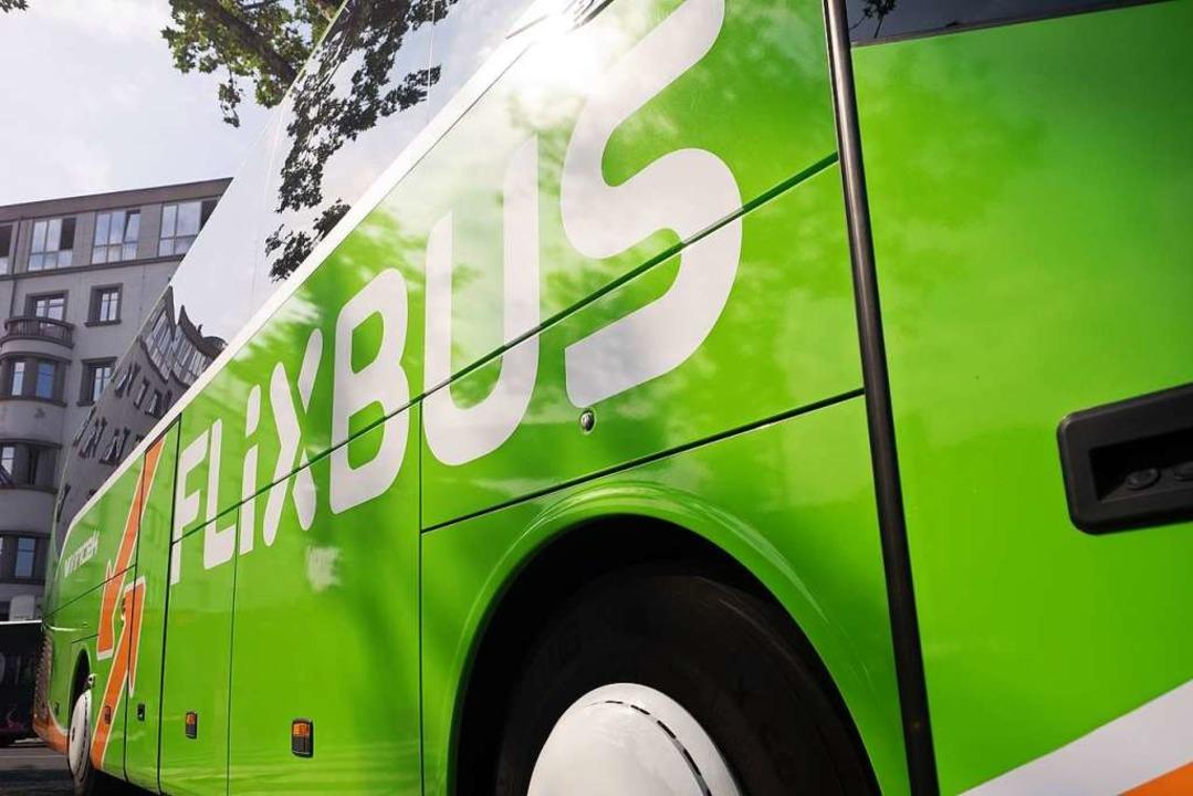 Von der  Liberalisierung könnte Flixbu... Europa  könnten daran zugrunde gehen.  | Foto: FlixBus DACH GmbH