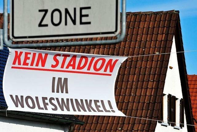 SC-Stadiongegner gründen Initiative