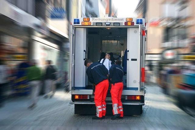 So werden die Notfallnachsorger beim Deutschen Roten Kreuz ausgebildet