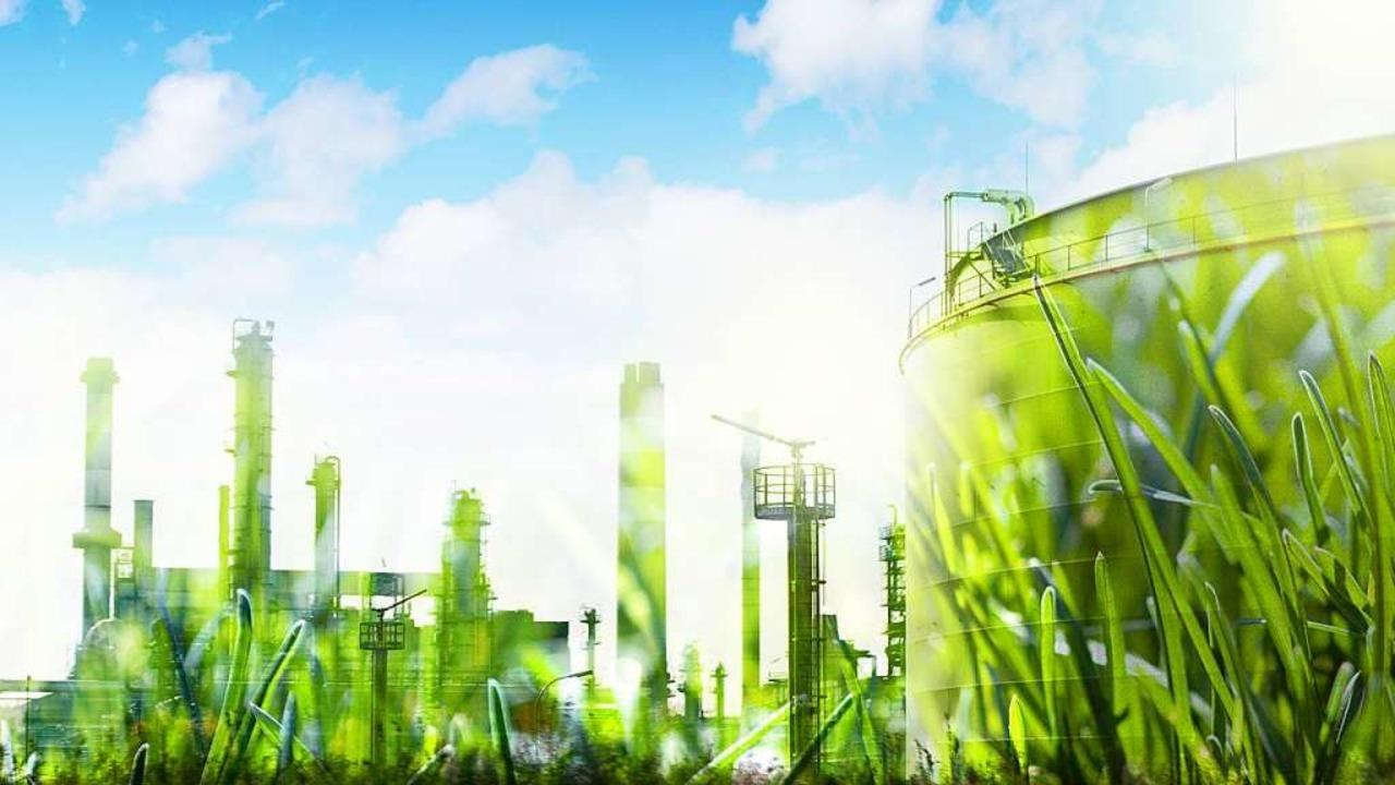Ohne Abfälle, Abwasser oder Abluft: Rh...l die Umwelt durch Effizienz schonen.   | Foto: Adobe.com,