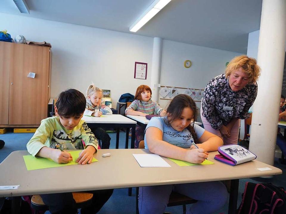 Kleine Klassen, individuelle Betreuung...linikschule im Caritashaus am Feldberg  | Foto: Susanne Gilg