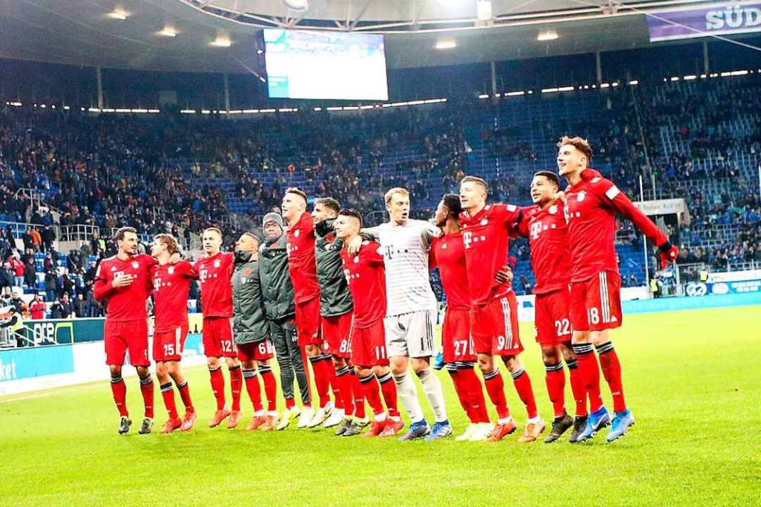 Sieg in Hoffenheim. Trotzdem gibt es beim FC Bayern weiter viele Baustellen.  | Foto: dpa