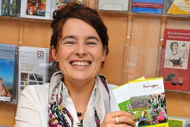 Darum ist Sabine Bauder Ihringens Frau des Jahres