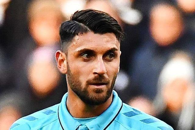 Grifo darf nicht gegen Hoffenheim spielen