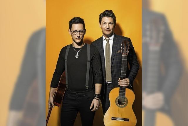 Café del Mundo präsentieren ihr neues Album