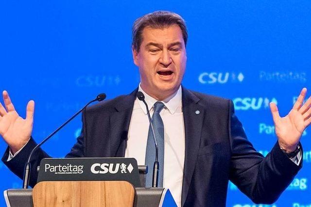 Die CSU ist eine verwundete Partei