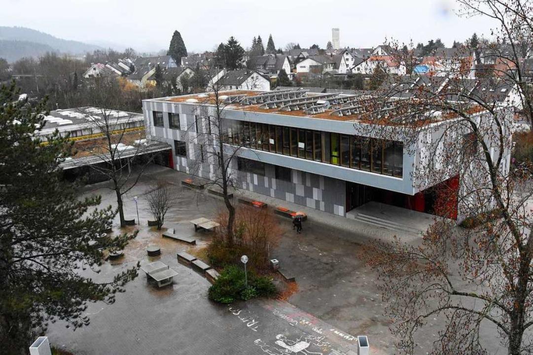 Das Albert-Schweitzer-Bildungszentrum soll weiter wachsen (Archivbild).  | Foto: Jonas Hirt
