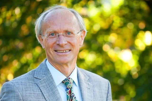 Rehaklinik Glotterbad verabschiedet Chefarzt Werner Geigges in den Ruhestand