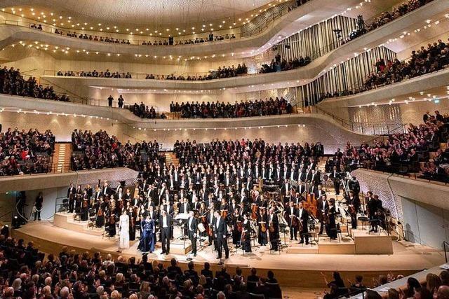 Basler Orchester erlebt Ärger in Hamburger Elbphilharmonie
