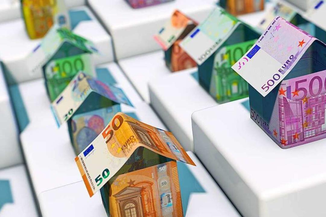 Die meisten auswärtigen Investoren kommen aus dem Umland und aus Südbaden.  | Foto: Oliver Boehmer (Adobe Stock)