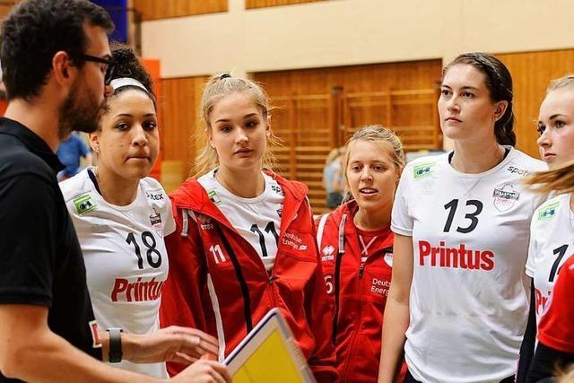 Der VC Offenburg stellt sich neu auf – in der 3. Liga