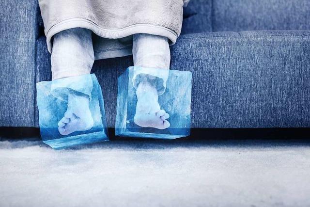 Wie viel Kälte verträgt ein Mensch?