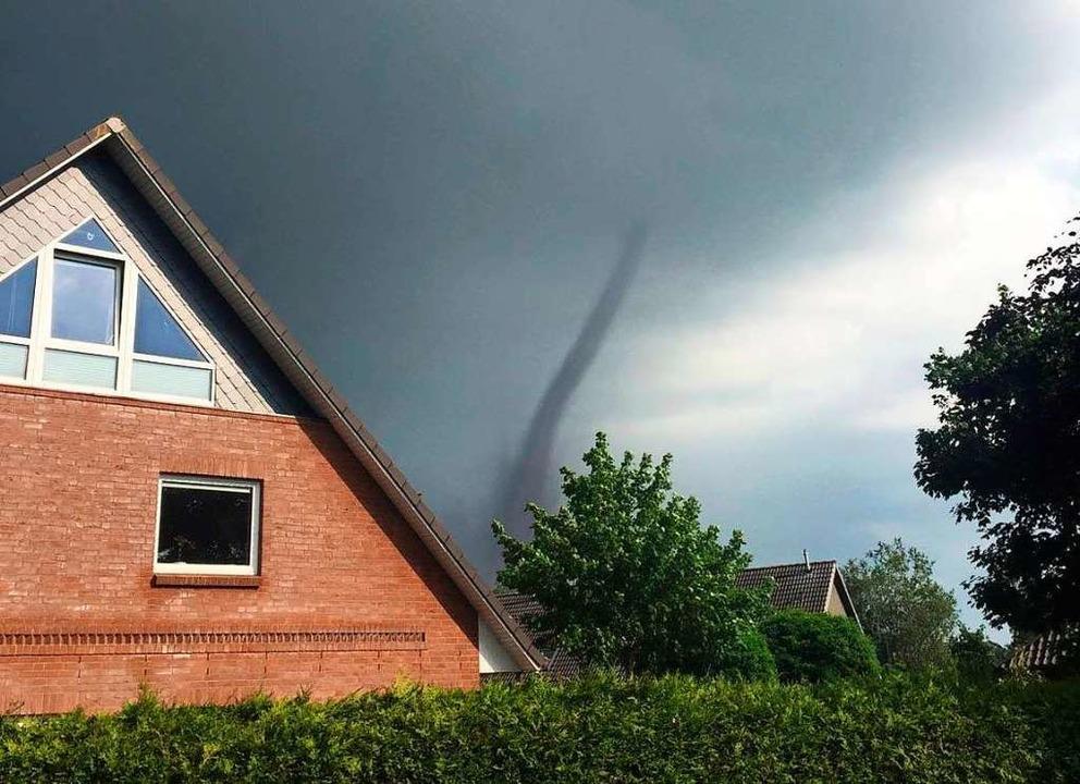 Auch Naturkatastrophen hat Ava im Blick.  | Foto: Freiwillige Feuerwehr Jübek