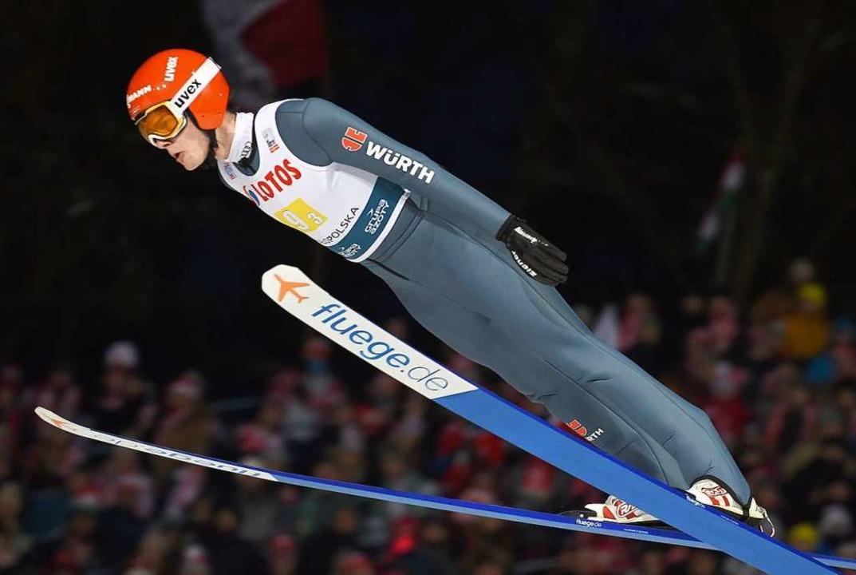 Hiobsbotschaft für das größte Talent a...-Neustadt fällt für einige Monate aus.  | Foto: AFP